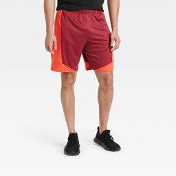 ターゲット target メンズ バスケットボール ショートパンツ ボトムス・パンツ【Basketball Shorts - All in Motion】Red