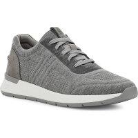 アグ UGG レディース スニーカー シューズ・靴【Adaleen Sneaker】Grey Jersey Fabric
