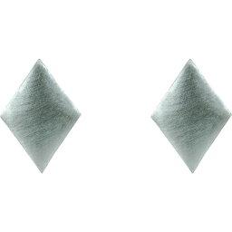 ナシェル NASHELLE レディース イヤリング・ピアス スタッドピアス ジュエリー・アクセサリー【Little Geometric Stud Earrings】Silver
