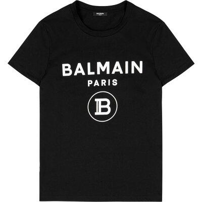 意外と読めないバルマンのTシャツ