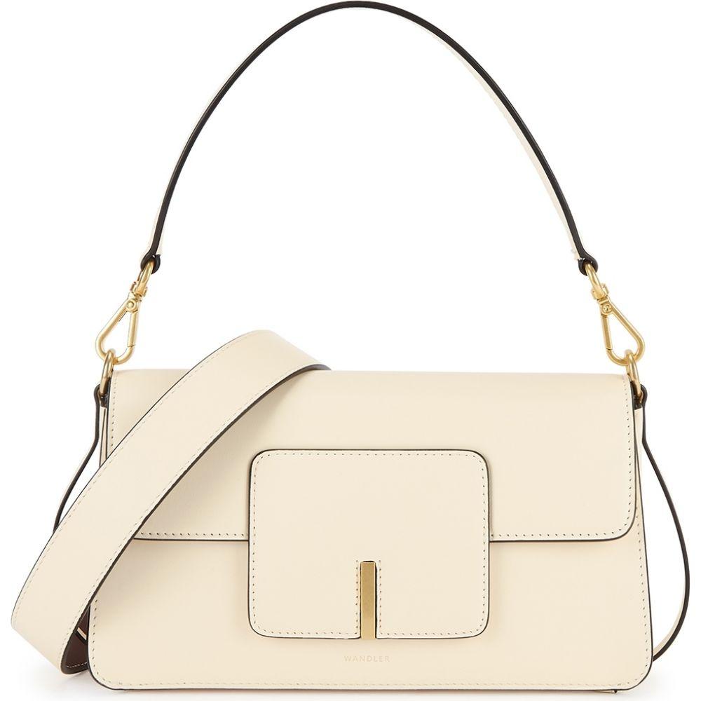 產品詳細資料,日本Yahoo代標|日本代購|日本批發-ibuy99|包包、服飾|包|女士包|ワンダラー Wandler レディース ハンドバッグ バッグ【georgia ivory leat…