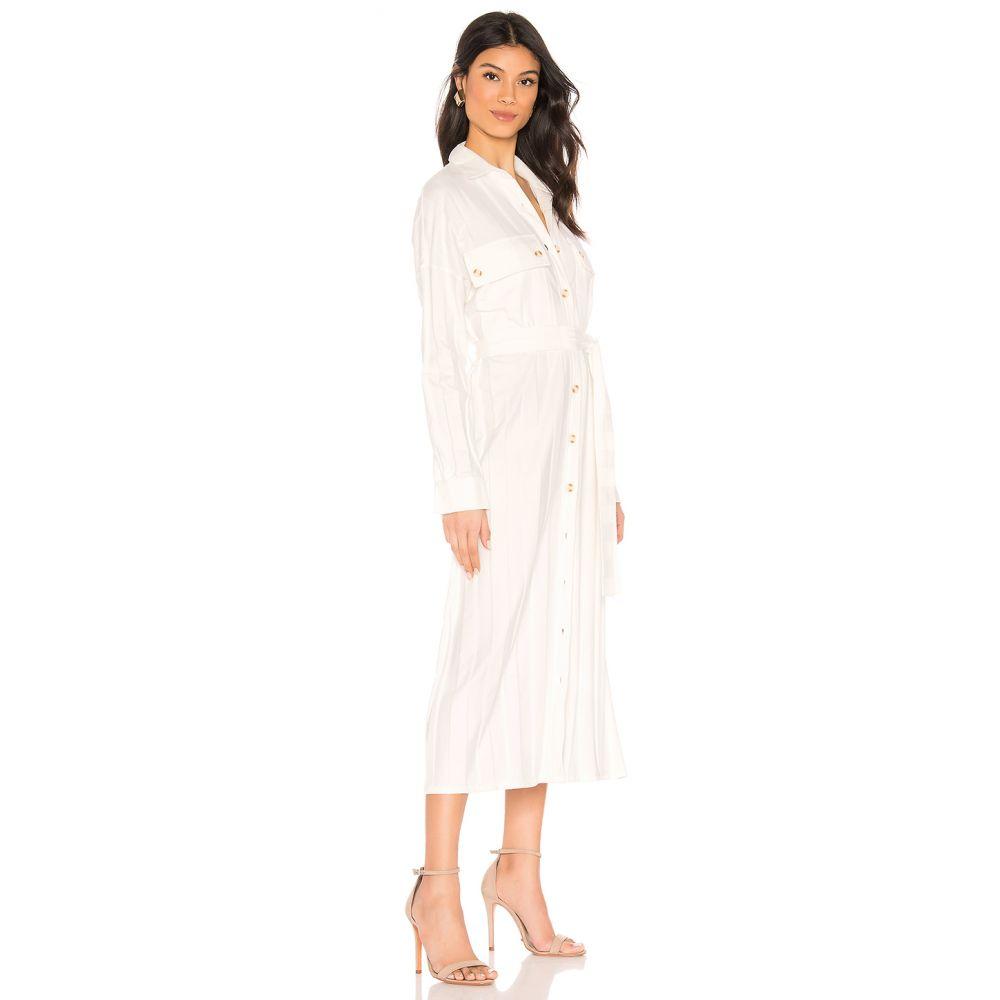キャロンカラハン Callahan レディース ワンピース・ドレス ワンピース【Lir Dress】White