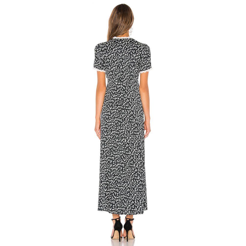 モーガン レーン MORGAN LANE レディース ワンピース・ドレス ワンピース【Mila Dress】Black & White