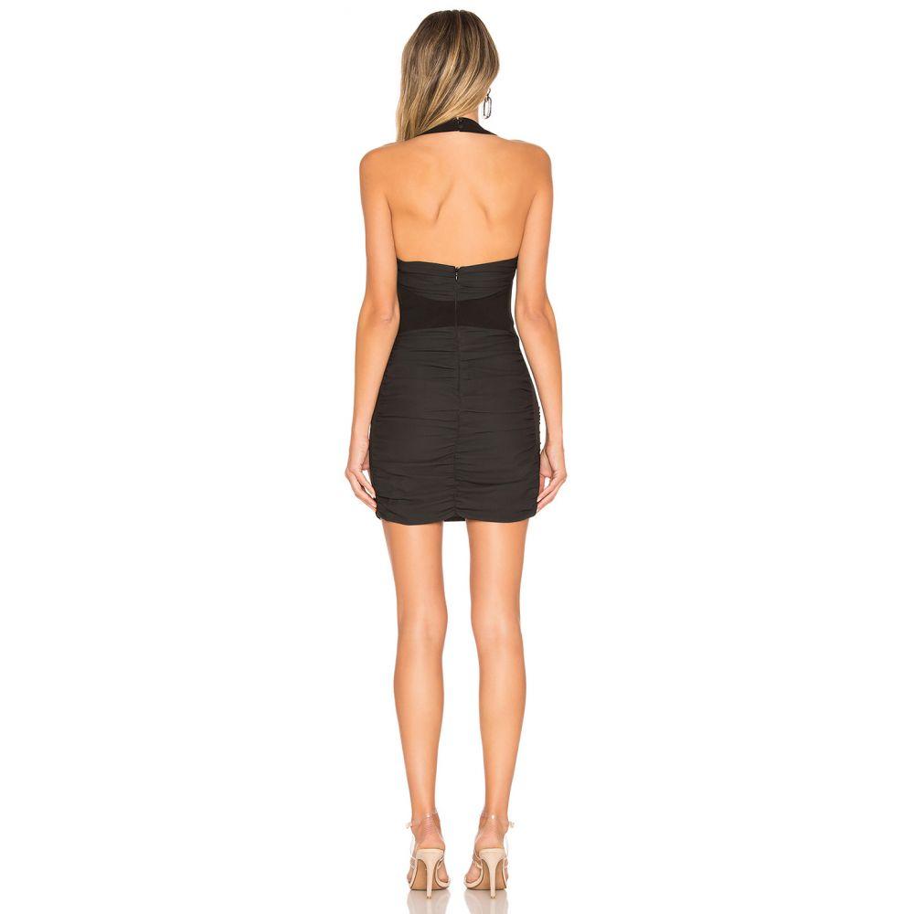 エヌビーディー NBD レディース ワンピース・ドレス ワンピース【Elizabeth Mini Dress】Black