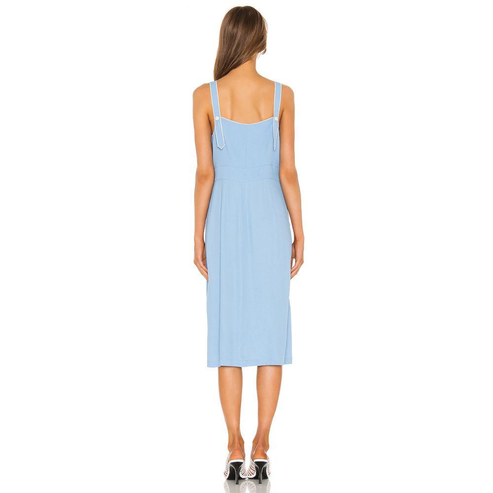 ラグ&ボーン Rag & Bone レディース ワンピース・ドレス ワンピース【Tia Dress】Spring Blue