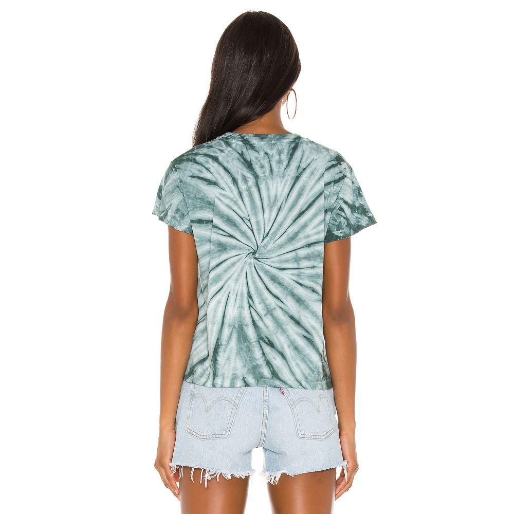 デイドリーマー DAYDREAMER レディース トップス Tシャツ【X REVOLVE Tie Dye Tee】Pine Tie Dye
