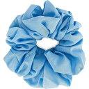 ヴァレー Valet レディース ヘアアクセサリー シュシュ【Cindy Scrunchie】Blue