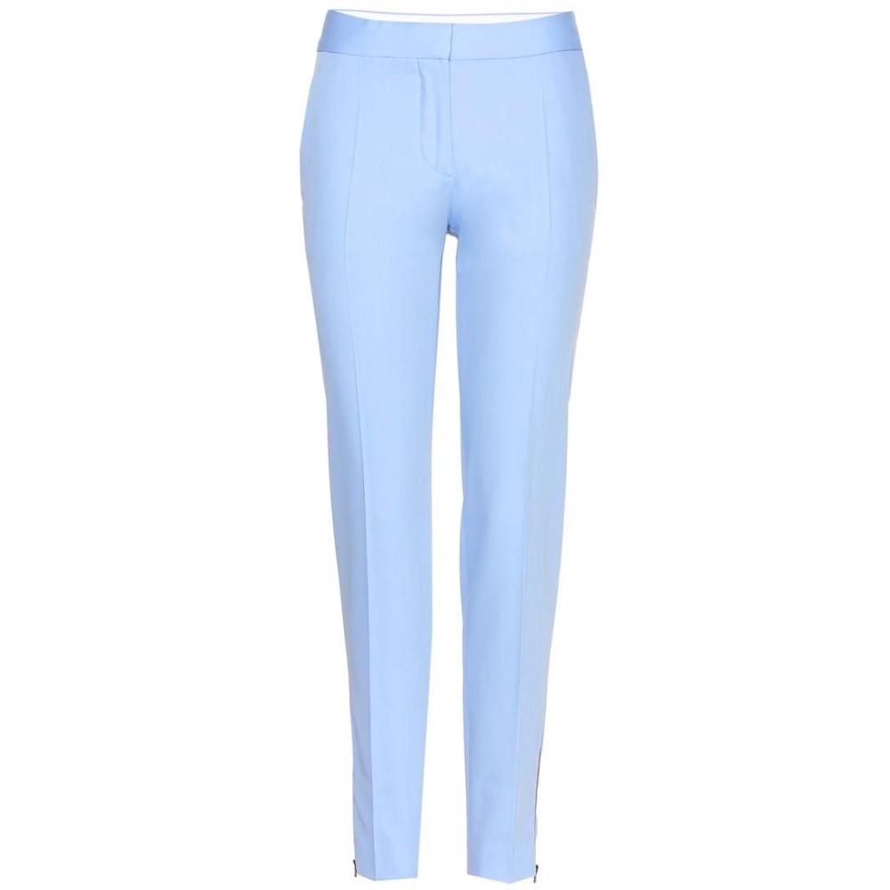 ステラ マッカートニー Stella McCartney レディース ボトムス トラウザーズ【Wool trousers】:フェルマート