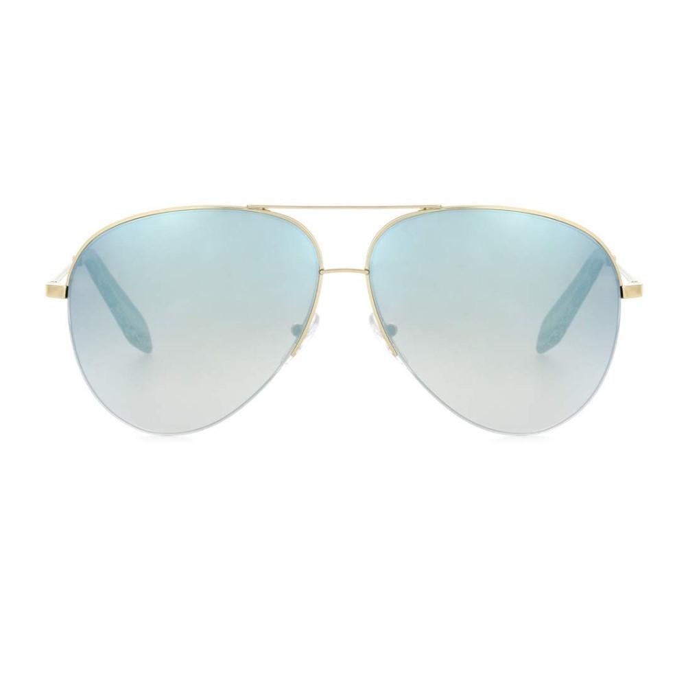 ヴィクトリア ベッカム Victoria Beckham レディース アクセサリー サングラス【Classic Victoria mirrored sunglasses】:フェルマート