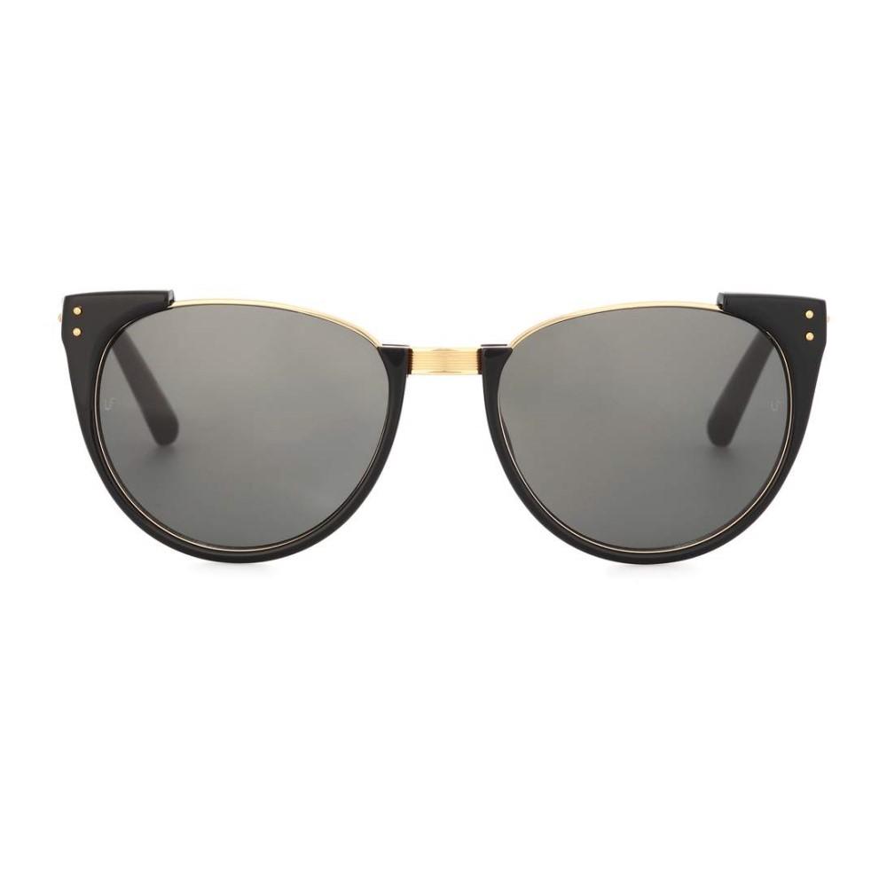リンダ ファロー Linda Farrow レディース アクセサリー メガネ・サングラス【136 C1 cat-eye sunglasses】:フェルマート