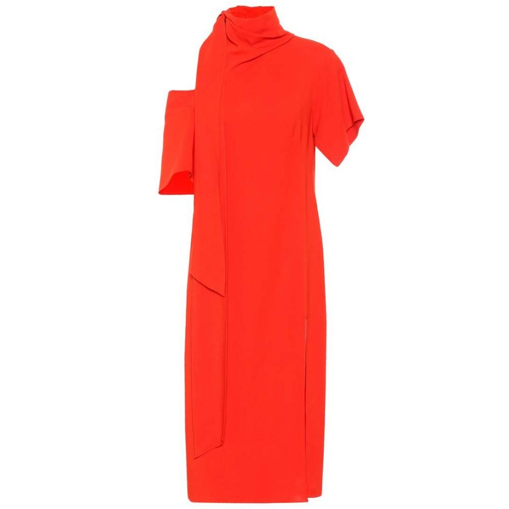 モンス レディース ワンピース・ドレス ワンピース【Open-back dress】Red