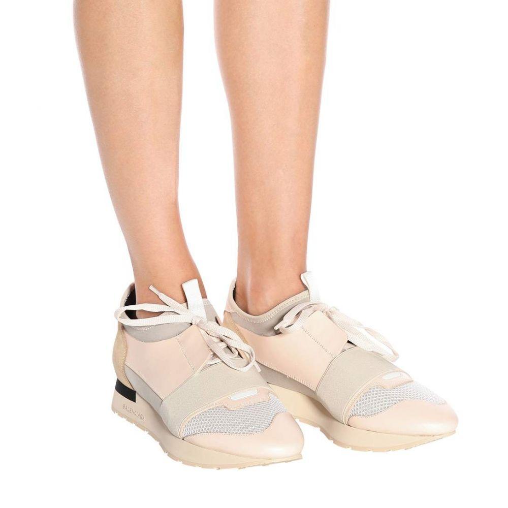 バレンシアガ レディース シューズ・靴 スニーカー【Race Runner sneakers】