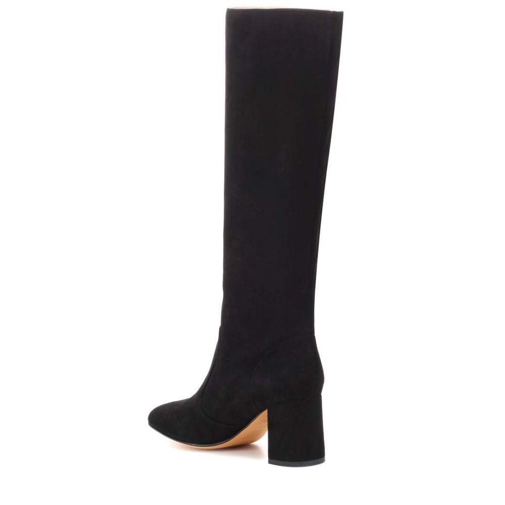 マリアム ナッシアー ザデー レディース シューズ・靴 ブーツ【Lune suede boots】Black
