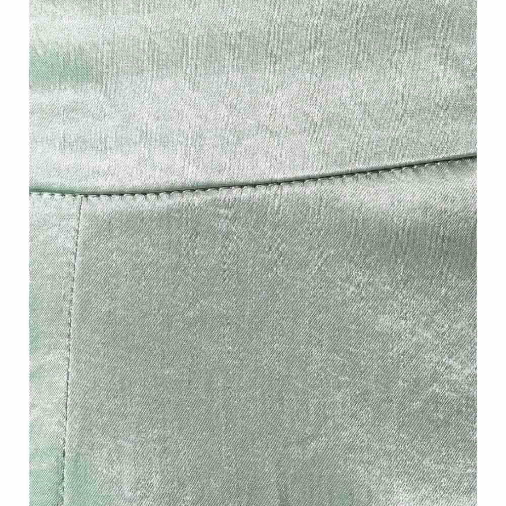 シエス マルジャン Sies Marjan レディース スカート ひざ丈スカート【Holly hammered satin skirt】Dusty Green