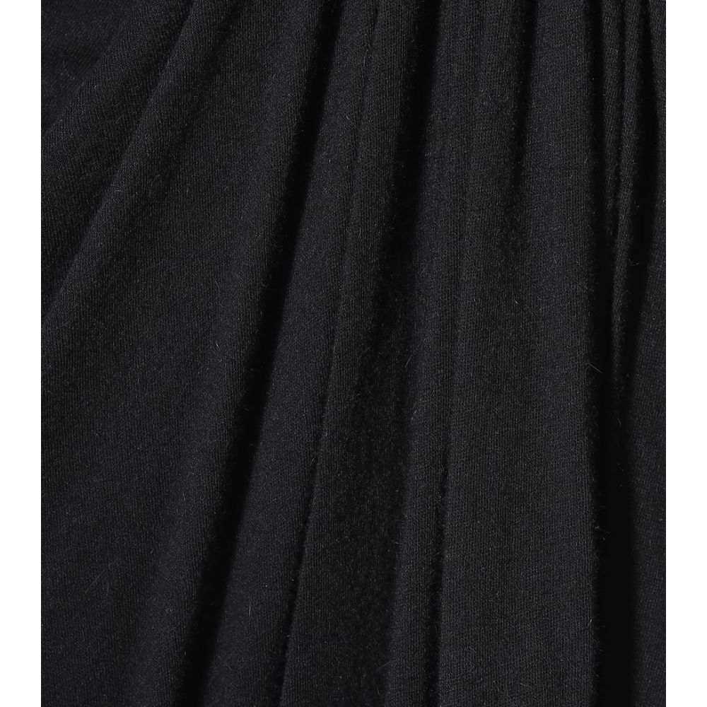 リック オウエンス Rick Owens レディース スカート ロング・マキシ丈スカート【Lilies draped knit skirt】black