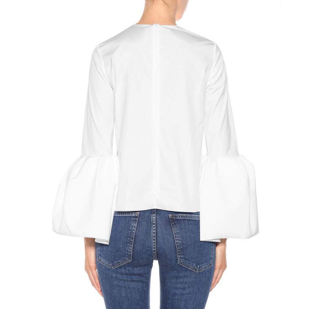 ロクサンダ Roksanda レディース トップス【Truffaut cotton top】white
