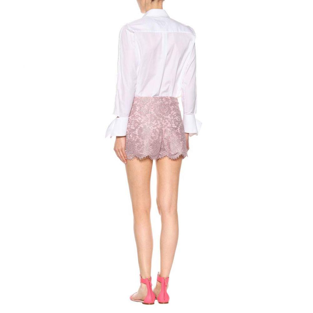 ヴァレンティノ Valentino レディース ボトムス・パンツ ショートパンツ【Lace shorts】Candy