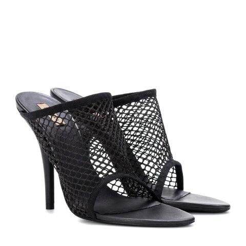 アディダス イージー Yeezy レディース シューズ・靴 サンダル・ミュール【Mesh sandals (SEASON 6)】Graphite
