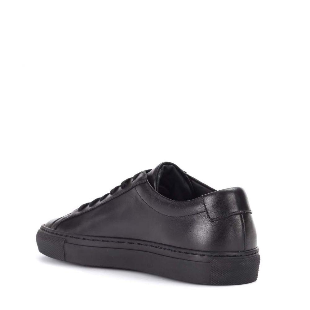 コモン プロジェクト Common Projects レディース シューズ・靴 スニーカー【Original Achilles leather sneakers】black