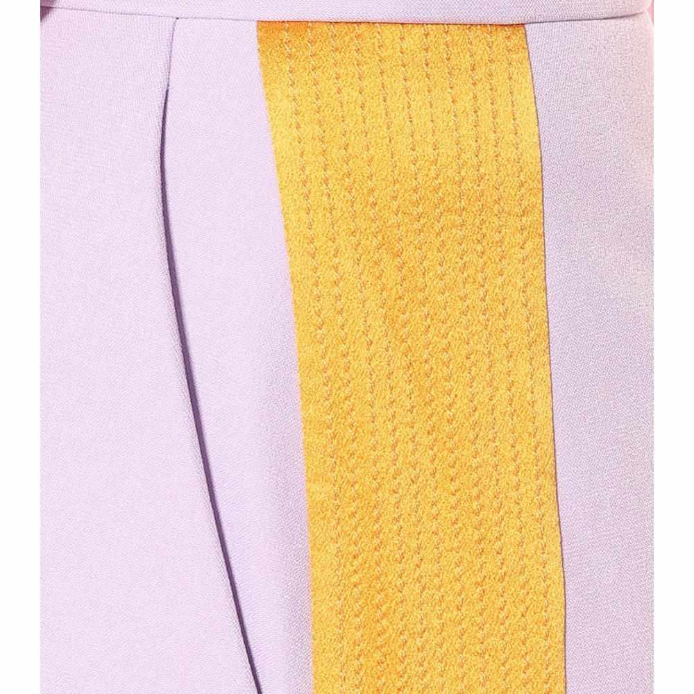 ロクサンダ Roksanda レディース ボトムス・パンツ【Roma crepe wide-leg pants】Wisteria