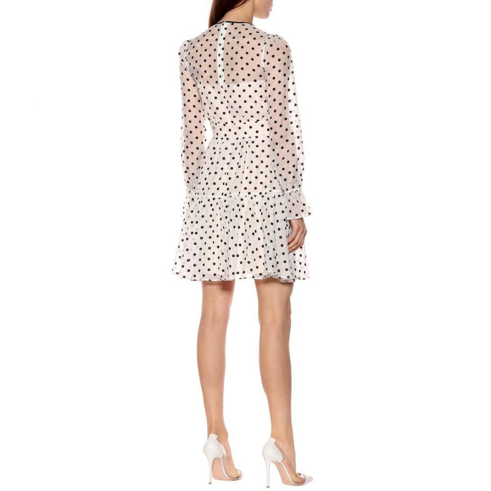 テンパリー ロンドン Temperley London レディース ワンピース・ドレス パーティードレス【Prix minidress】White