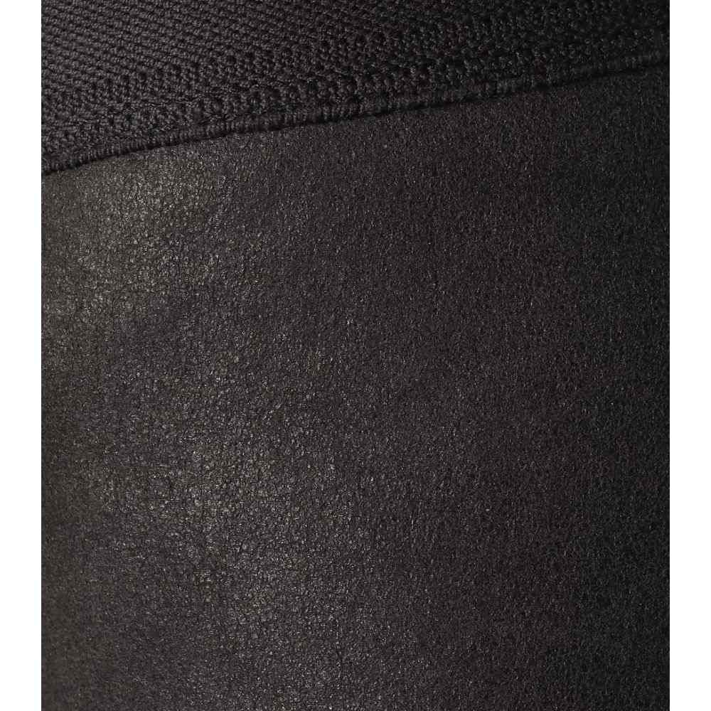リック オウエンス Rick Owens レディース ボトムス・パンツ【Stretch leather leggings】Blujay