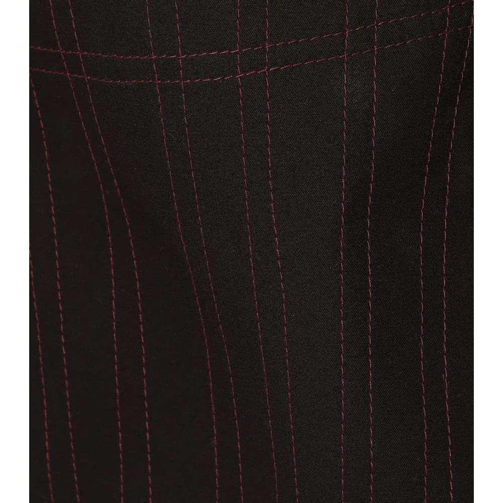 エラリー Ellery レディース トップス ベアトップ・チューブトップ・クロップド【Cabaret cropped cotton corset】Black