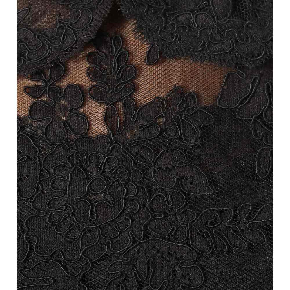 シモーネ ロシャ Simone Rocha レディース ワンピース・ドレス ワンピース【Lace dress】Black