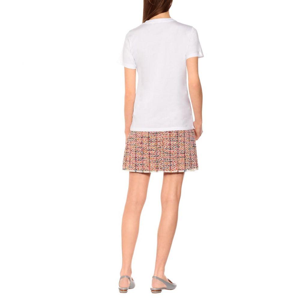 エトロ Etro レディース トップス Tシャツ【Printed cotton T-shirt】