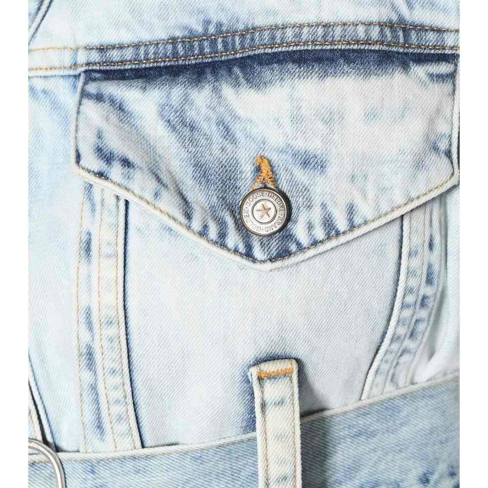 ゴールデン グース Golden Goose Deluxe Brand レディース アウター ジャケット【Viola denim jacket】's Wash