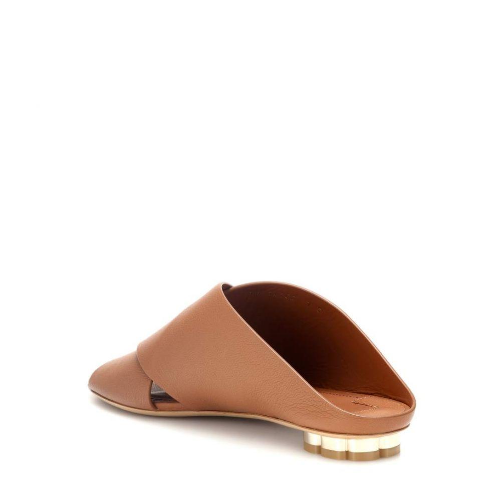 サルヴァトーレ フェラガモ Salvatore Ferragamo レディース シューズ・靴 サンダル・ミュール【Lasa 10 leather sandals】Sella