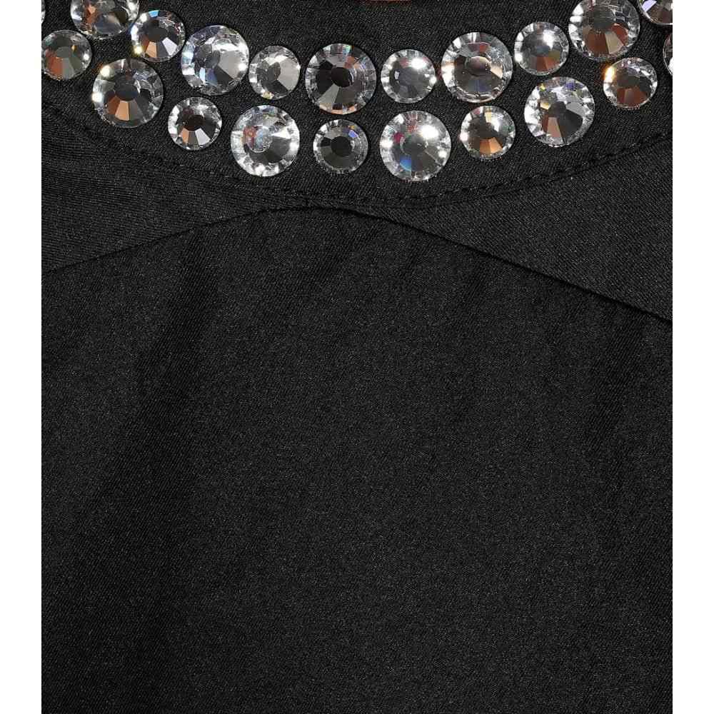 レッド ヴァレンティノ REDValentino レディース ワンピース・ドレス パーティードレス【Embellished minidress】Nero
