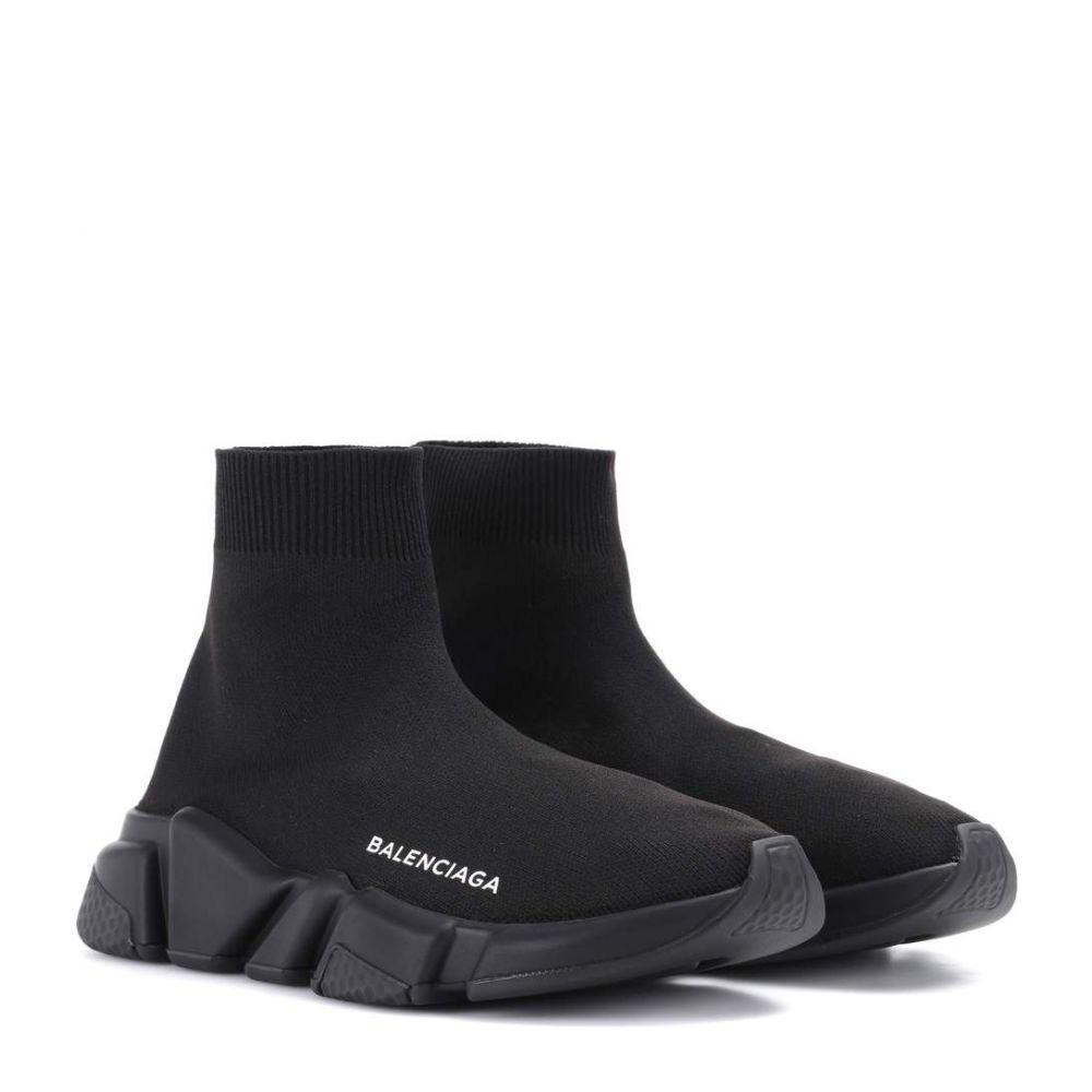 レディース靴, スリッポン  Balenciaga Speed sneakersNoir