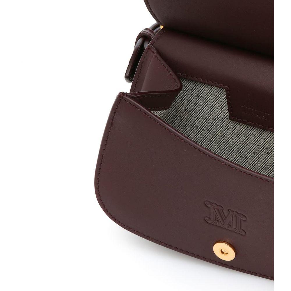マックスマーラ Max Mara レディース バッグ ボディバッグ・ウエストポーチ【Jana croc-effect leather belt bag】