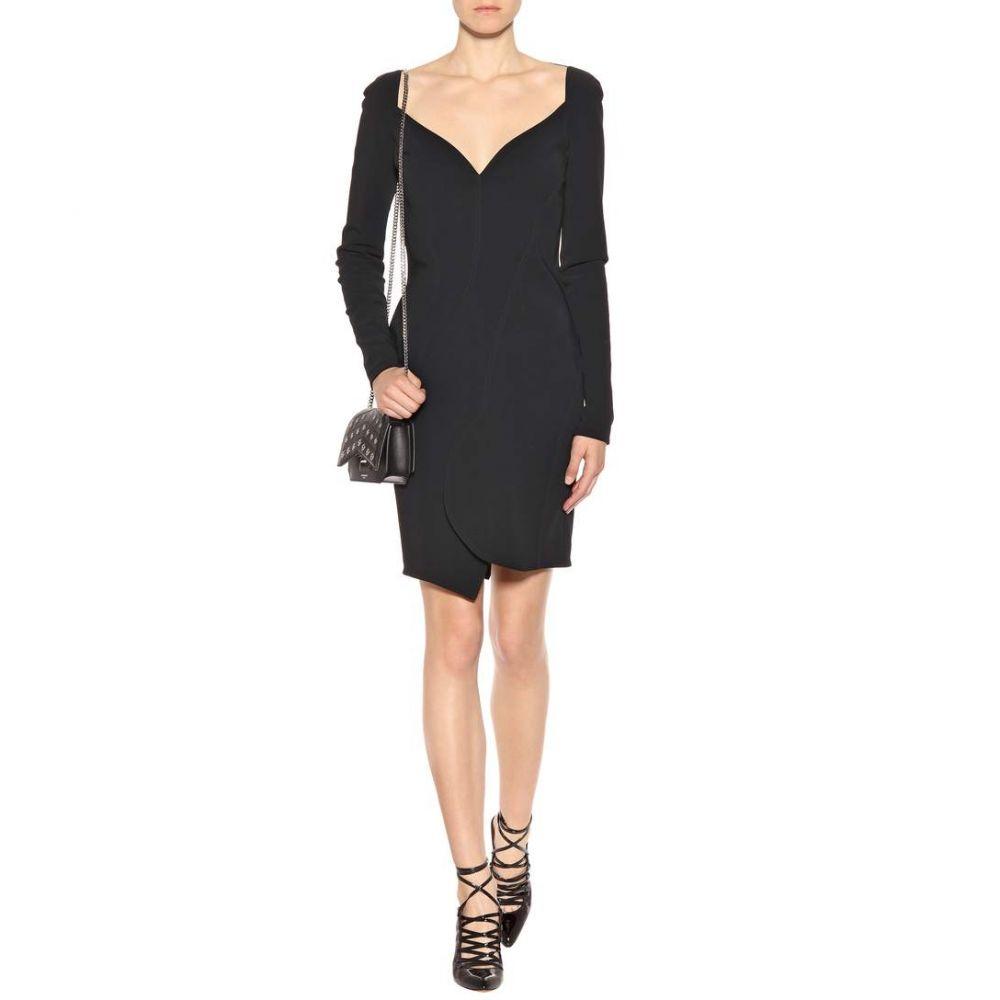 ジバンシー Givenchy レディース ワンピース・ドレス ワンピース【Crepe dress】Black