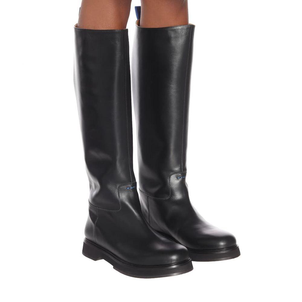 ジョゼフ Joseph レディース シューズ・靴 ブーツ【Leather boots】Nero/Blu