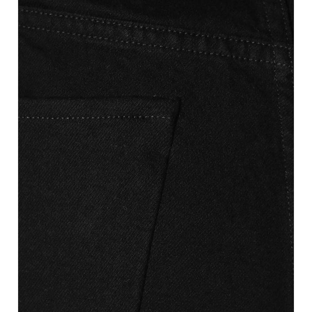 ゴールドサイン Goldsign レディース ボトムス・パンツ ジーンズ・デニム【The Cropped A high-rise jeans】pressed black