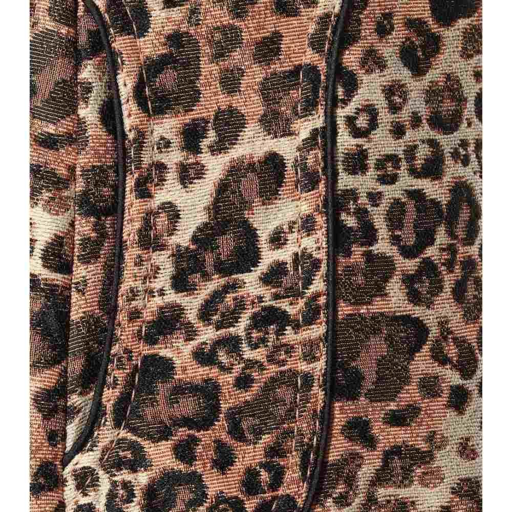 ジョアンナオッティ Johanna Ortiz レディース スカート ひざ丈スカート【Cynical Attitude jacquard wrap skirt】Leopard Blush
