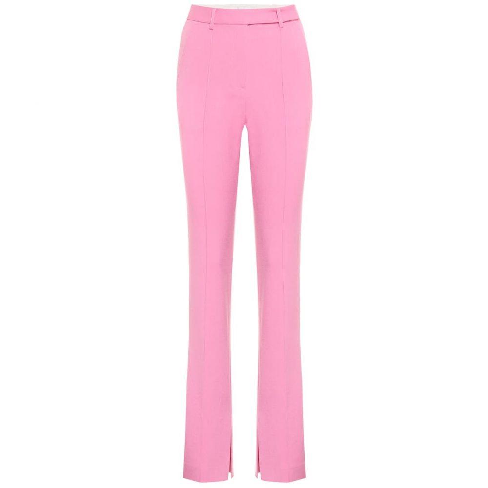 レベッカ ヴァランス Rebecca Vallance レディース ボトムス・パンツ 【Sienna high-rise pants】Pink