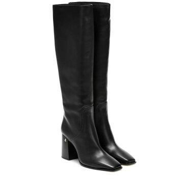 ジミー チュウ Jimmy Choo レディース ブーツ シューズ・靴【brionne 85 leather boots】Black