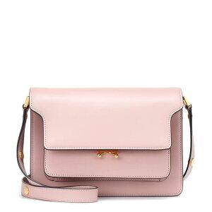 Marni Ladies 숄더백 가방 [Trunk leather shoulder bag]
