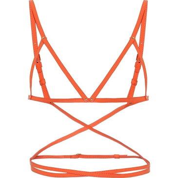 ジャックムス Jacquemus レディース ファッション小物 【La Harnais Murano leather harness】Orange