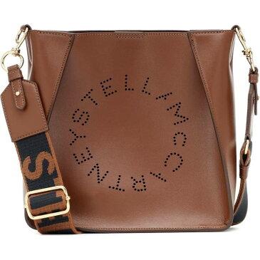 ステラ マッカートニー Stella McCartney レディース ショルダーバッグ バッグ【stella logo shoulder bag】Cinnamon
