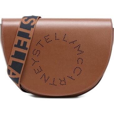 ステラ マッカートニー Stella McCartney レディース ショルダーバッグ バッグ【marlee faux-leather shoulder bag】Cinnamon