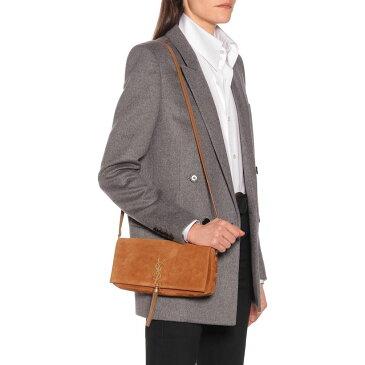 イヴ サンローラン Saint Laurent レディース ショルダーバッグ バッグ【Kate Baguette Tassel shoulder bag】Cinnamon