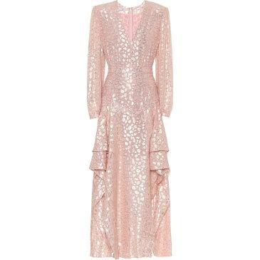 ステラ マッカートニー Stella McCartney レディース パーティードレス ワンピース・ドレス【Fil coupe gown】Ballet Pin