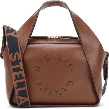ステラ マッカートニー Stella McCartney レディース ショルダーバッグ バッグ【Stella Small Logo Crossbody Bag】Cinnamon