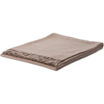 ロロピアーナ Loro Piana レディース 雑貨 ブランケット【unito cashmere blanket】Woodsmoke