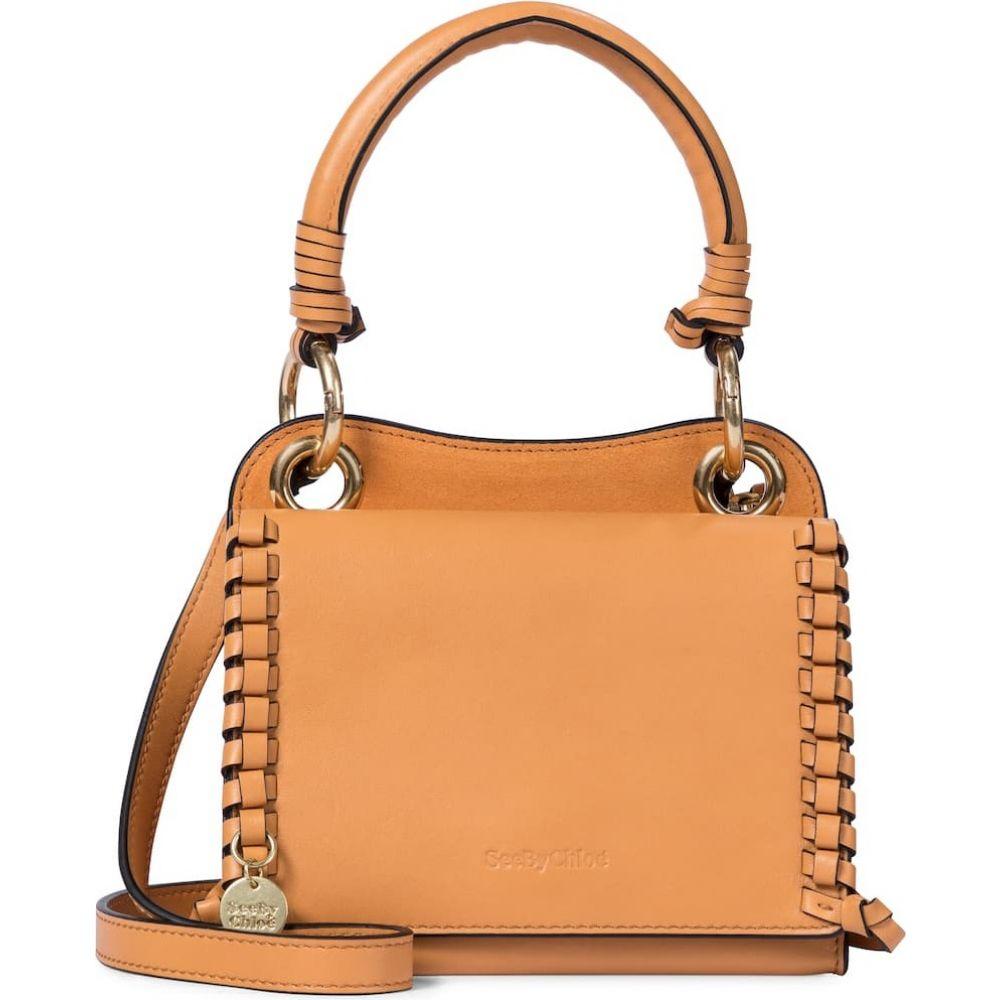 レディースバッグ, ショルダーバッグ・メッセンジャーバッグ  See By Chloe tilda mini leather crossbody bagBlushy Pink