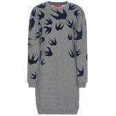 McQアレキサンダーマックイーン McQ Alexander McQueen レディース トップス ワンピース【Printed cotton-blend sweater dress】
